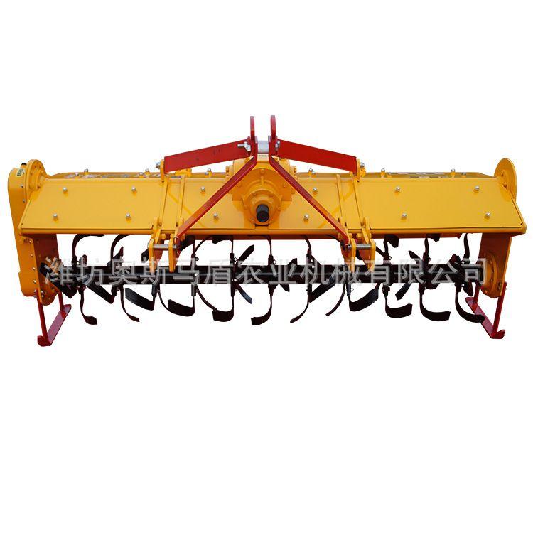 普通旋耕机 柴油拖拉机专业生产批发 田地旋耕机