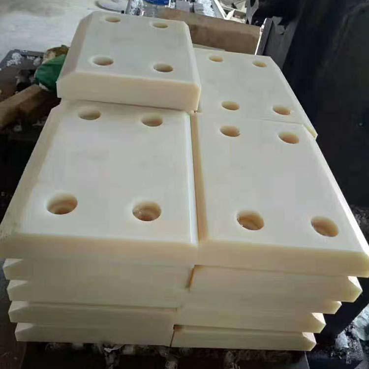 含有稀土 PA66尼龙板 加玻璃纤维 抗静电尼龙煤仓衬板 垫块滑块