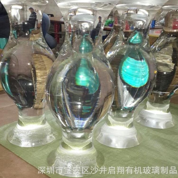 高透明有机玻璃制品 规格齐全水晶亚克力制品 压克力制品定做加工