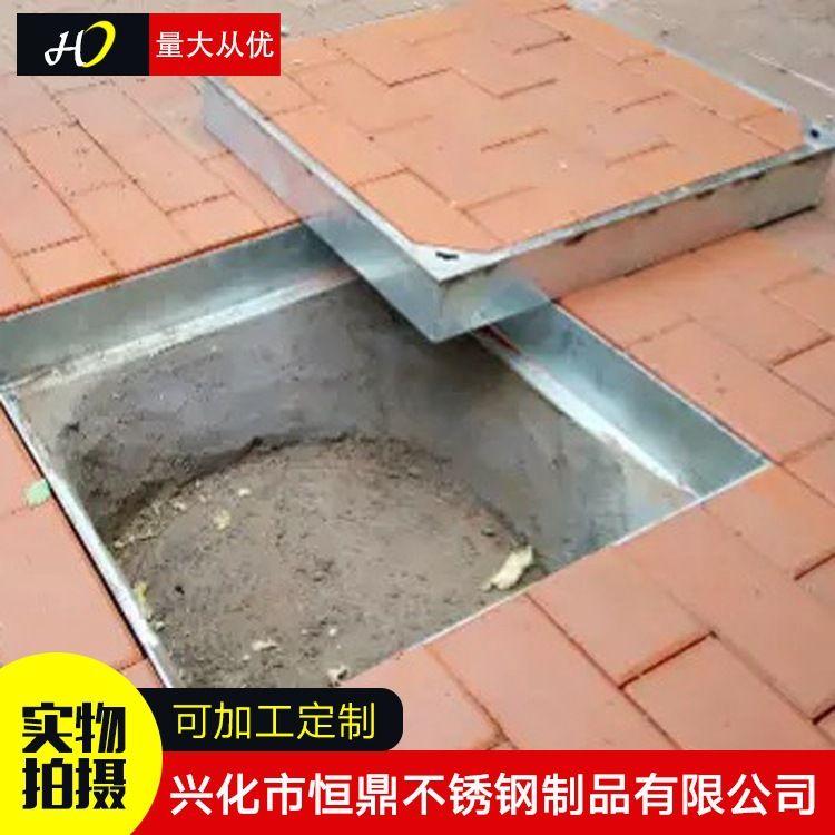 厂家直销 井盖水表检查井盖 人行道下水道井盖批发