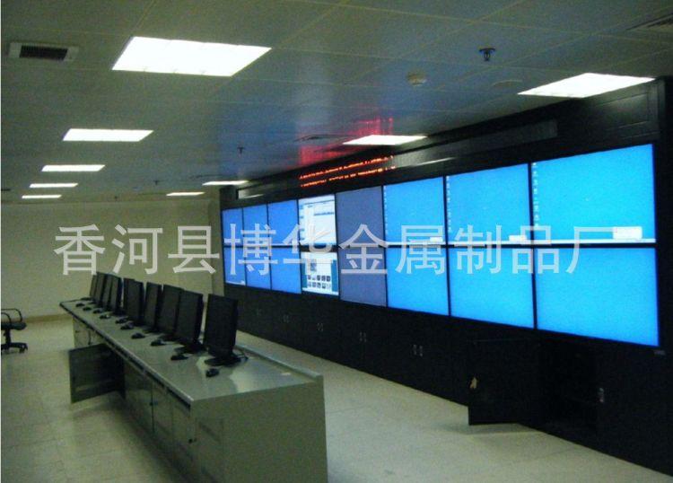 厂家生产 网络安防监控电视墙 监控显示器电视墙
