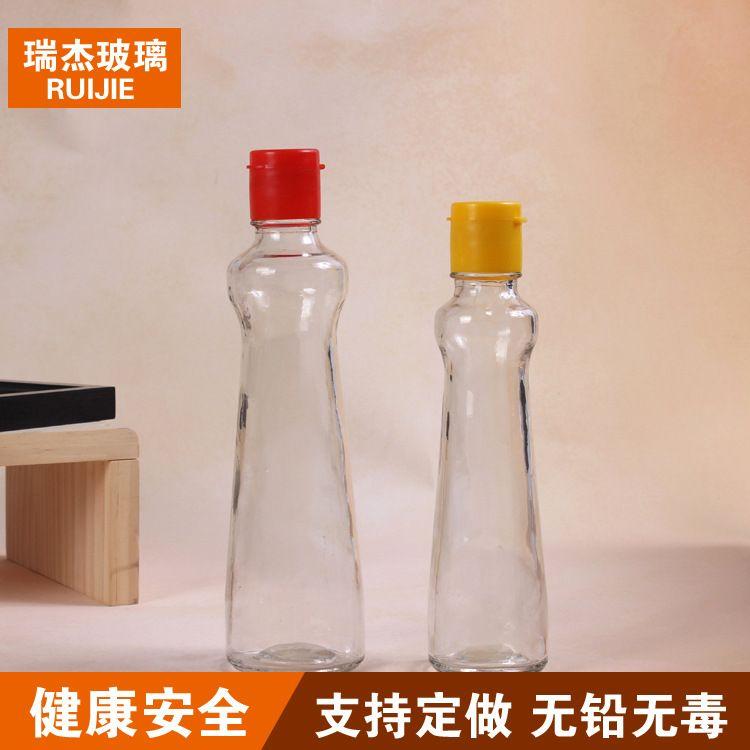 玻璃芝麻香茶油酱油醋瓶菜籽辣椒装油空瓶批发麻油瓶
