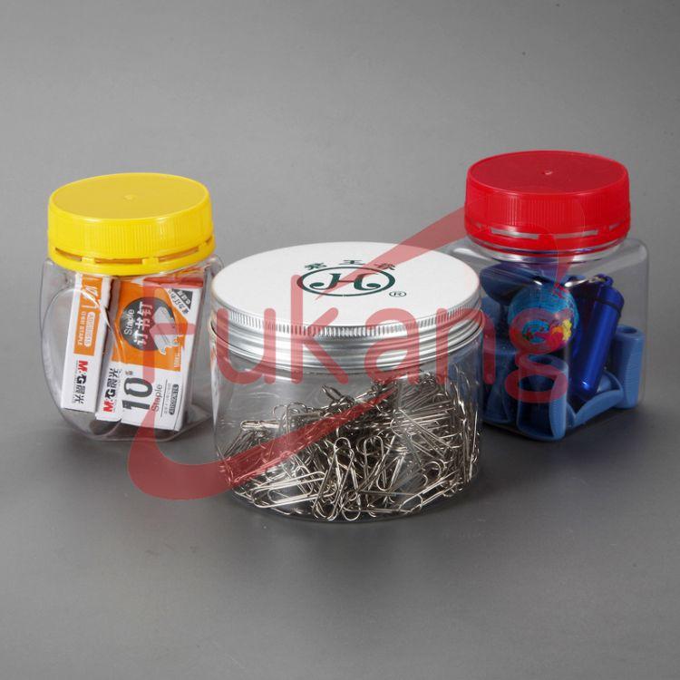 广东电子产品小配件包装罐 精美玩具礼品塑料环保包装瓶 厂家直销