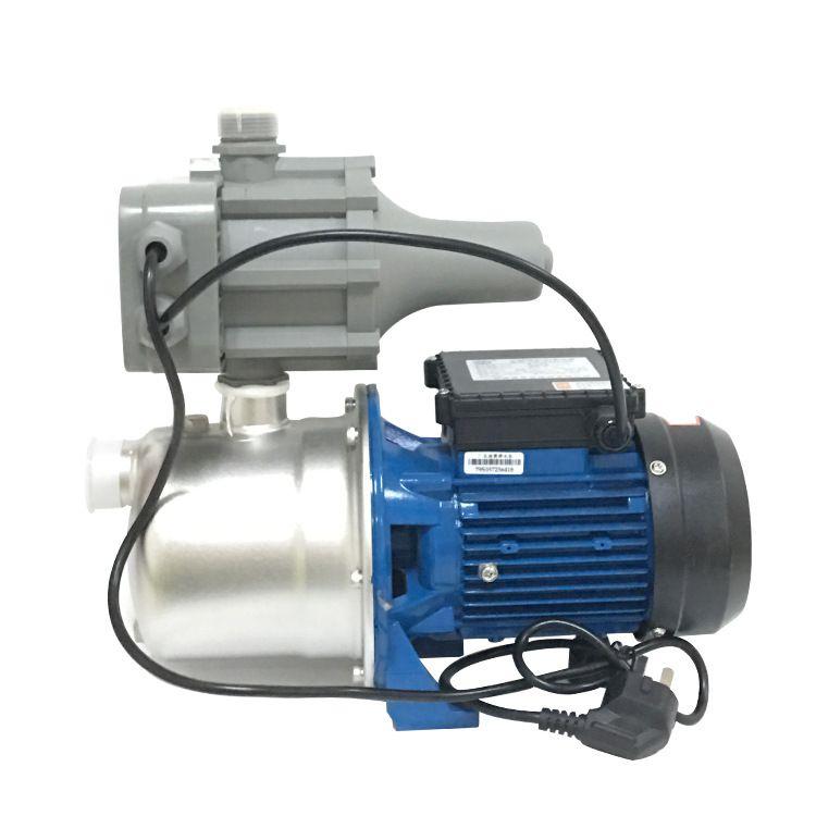 包邮凌霄ABJZ037-BK系列自动泵 射流式不锈钢转子自吸增压泵厂家