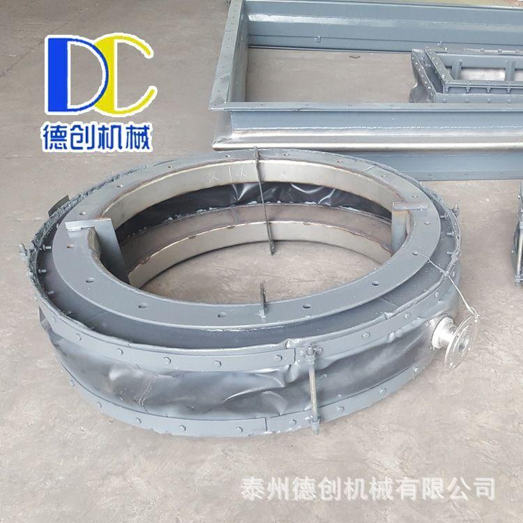 厂家直供【德创机械】纤维补偿器 矩型织物补偿器 脱硫非金属补偿