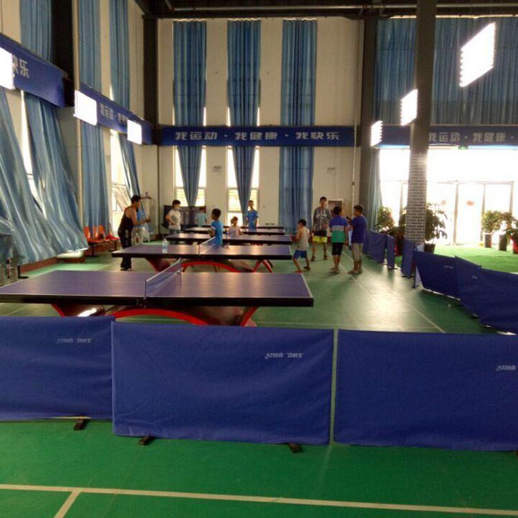 双鑫PVC运动地板 羽毛球塑胶pvc地胶 乒乓球耐磨地板