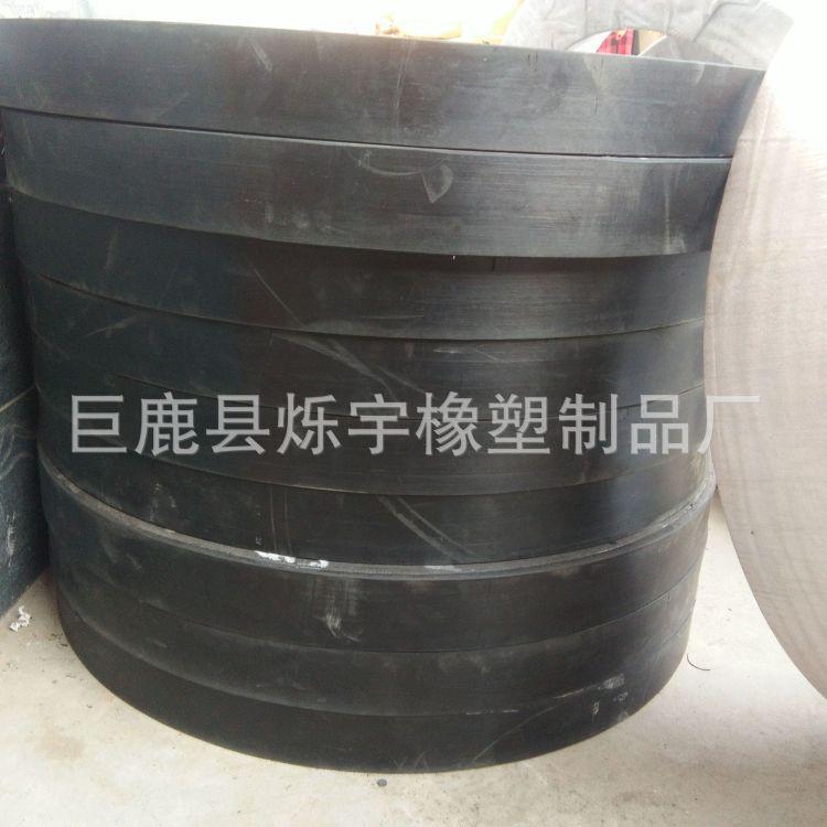 508钻杆减震垫 680*730*20加布油封徐工旋挖动力头减震垫