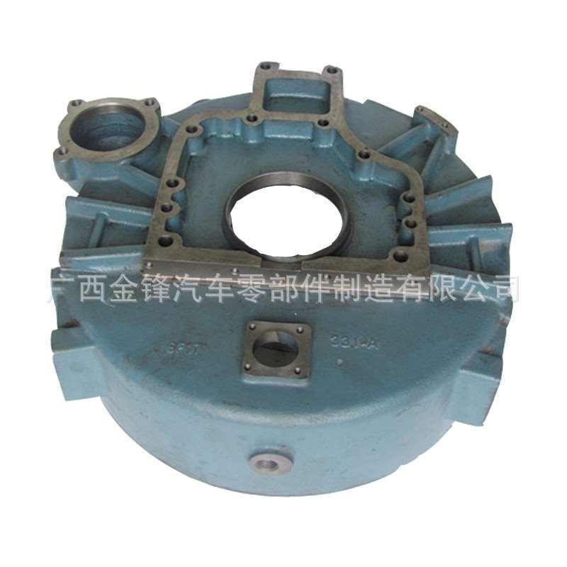 厂家直销配套玉柴发动机 零部件 飞轮壳 壳体 331-A