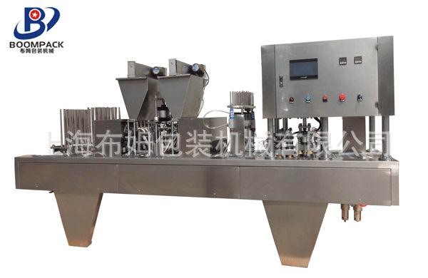 粉剂灌装封口机 咖啡胶囊灌装封口机 上海厂家直销灌装封口机厂家