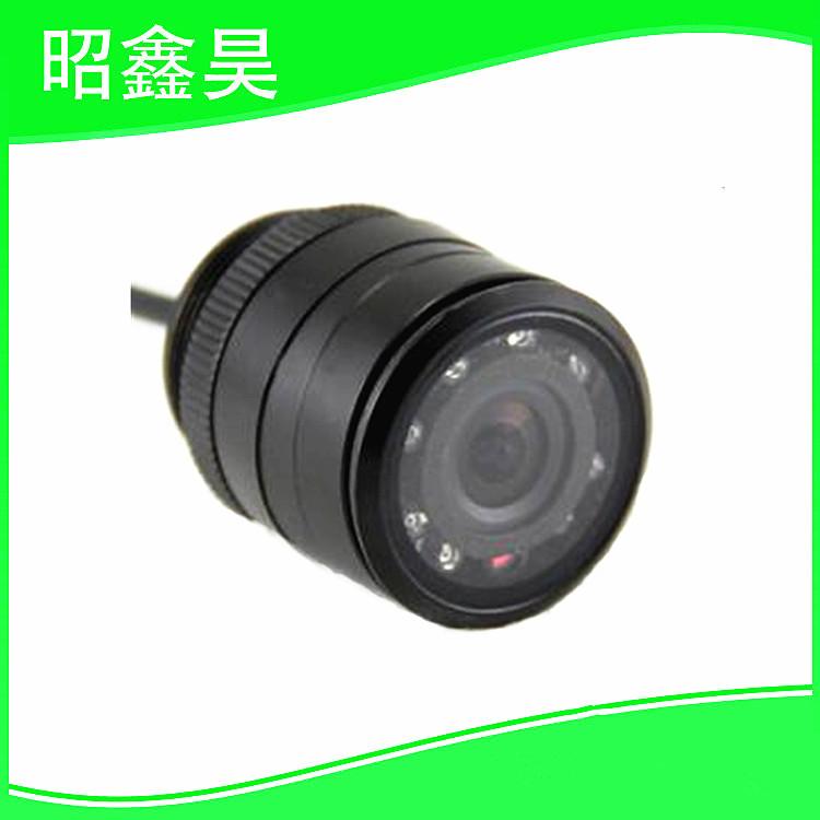 通用车载记录仪夜视倒车影像高清后视摄像头夜视高清到车雷达CCD