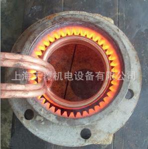 五金机械配件热处理加工设备 汽车零件 中频加热机 金属加热机