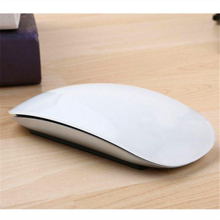 触摸无线鼠标USB款2.4GHz通用笔记本台式电脑MAC触控滑鼠厂家直销