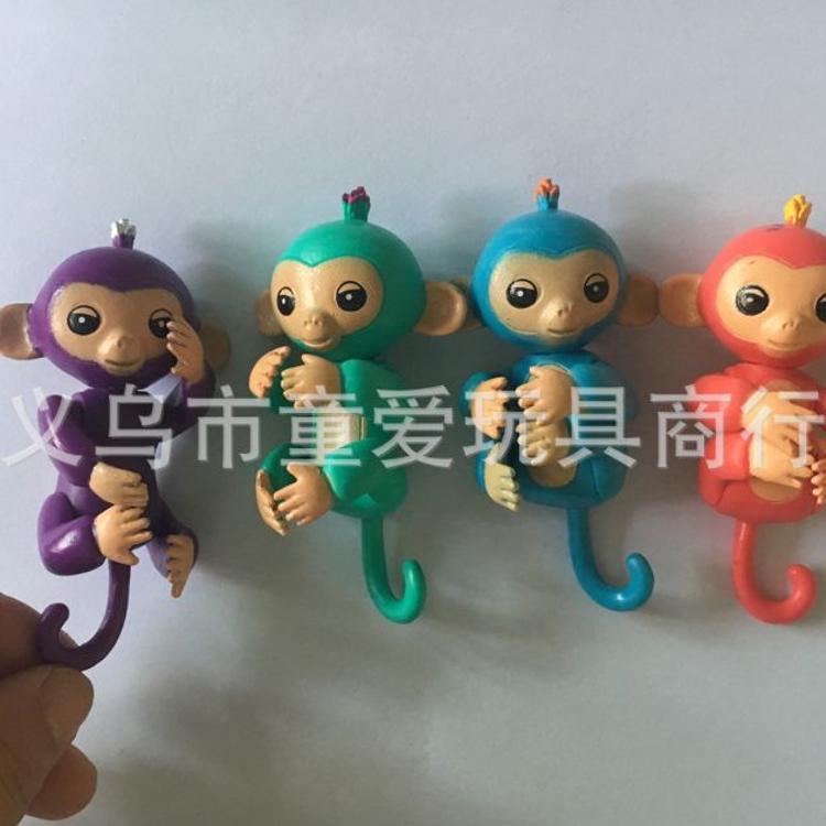 厂家直销雕塑猴子,手指猴子,手脚头可活动猴子,混色热销爆款猴