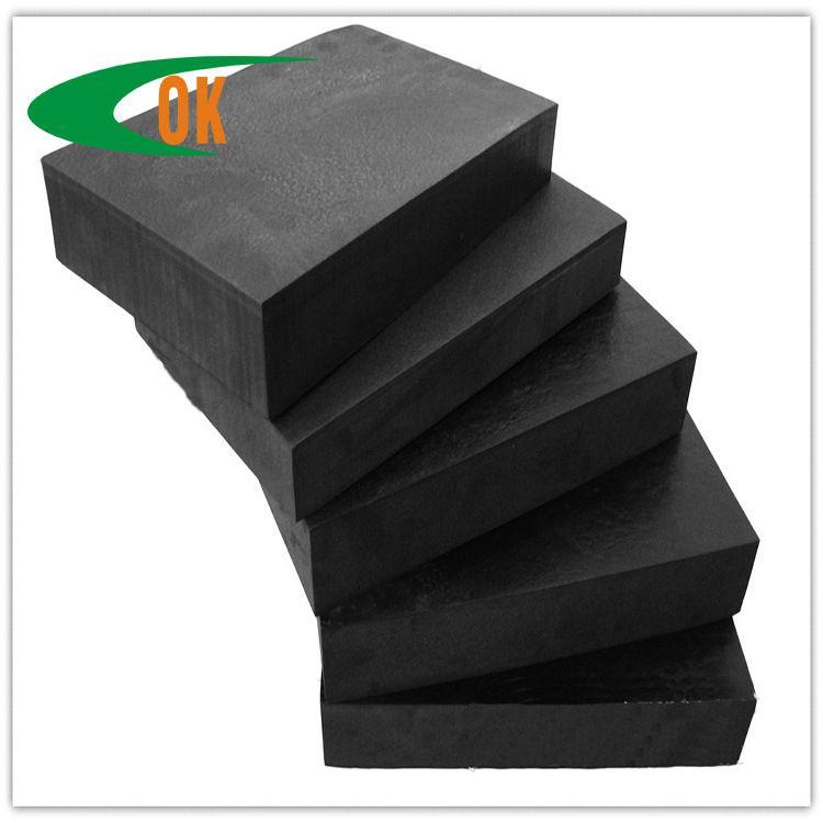 批发全新料黑色ABS板材 10mm厚ABS板价格 ABS板加工切割雕刻