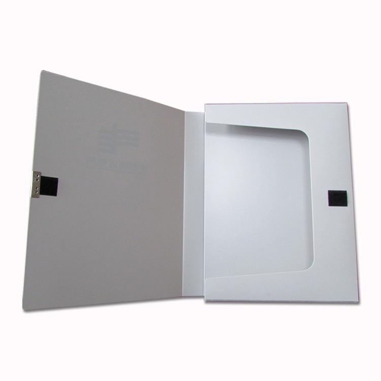 PP档案盒党建资料文件盒中国南方电网A4文件收纳盒干部人事资料盒