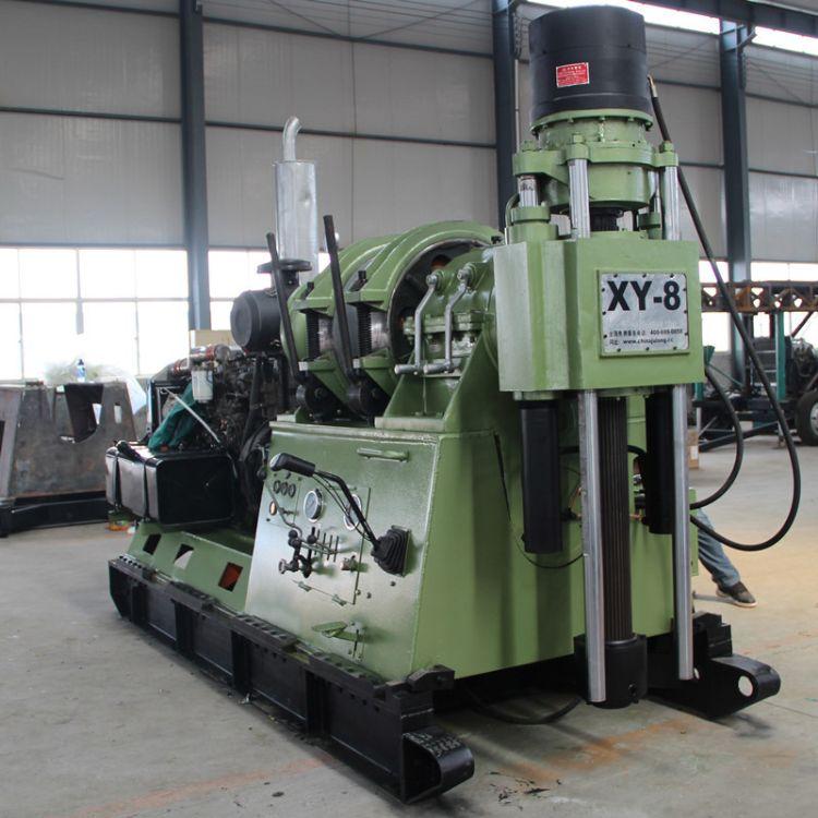 厂家优惠 探矿钻机 千米勘探钻机 千米岩心钻机 现货促销