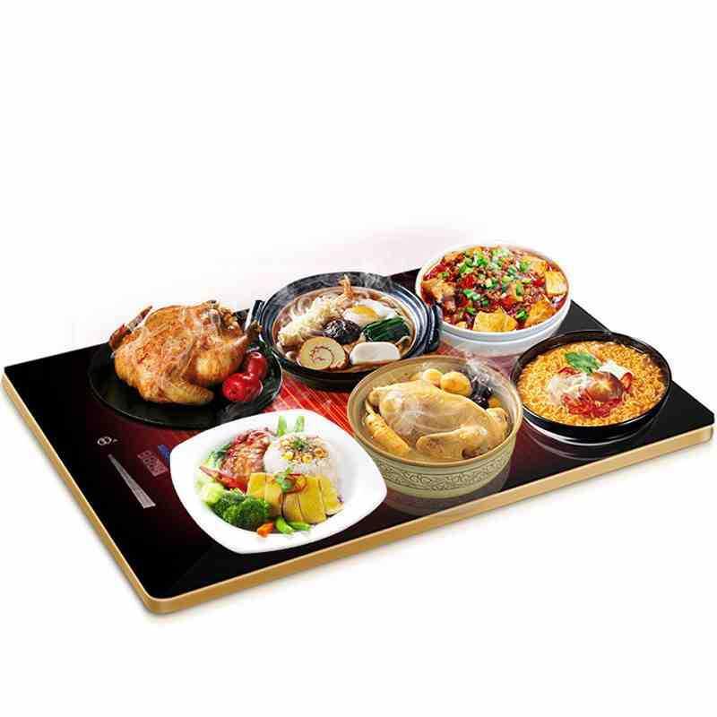 多功能餐桌保温板垫 300w智能饭菜保温板  智能触控暖菜宝批发