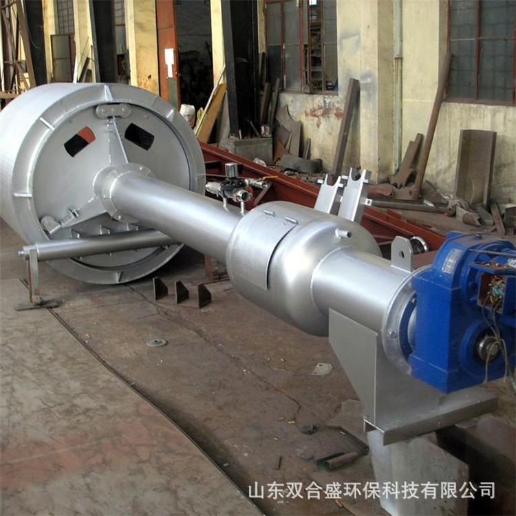 专业生产转鼓式机械格栅 转鼓机械格栅 大型清污机械设备