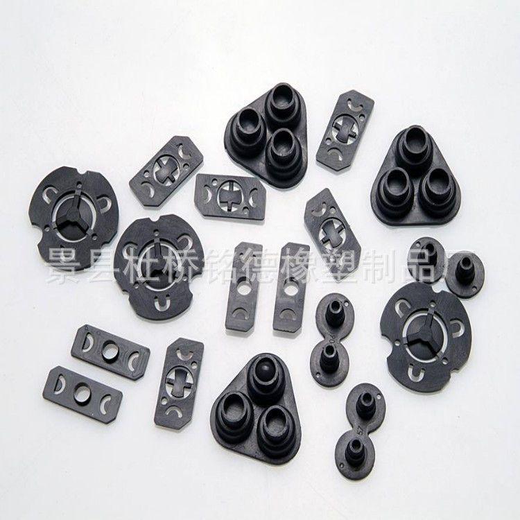 硅胶制品加工厂  硅橡胶制品加工定制 橡胶子弹硅胶制品
