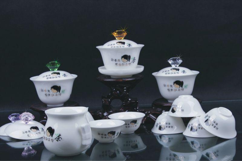 [供应]陶瓷礼品-汝窑茶具-促销陶瓷礼品-定做陶瓷礼品