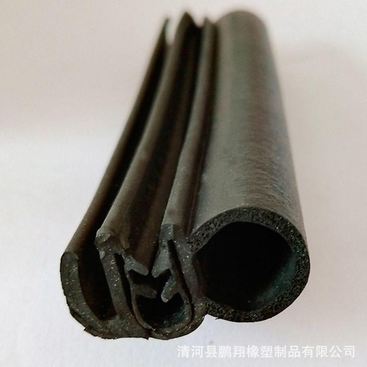 厂家直销 橡胶条 软硬复合密封条 二复合密封条 三复合密封条