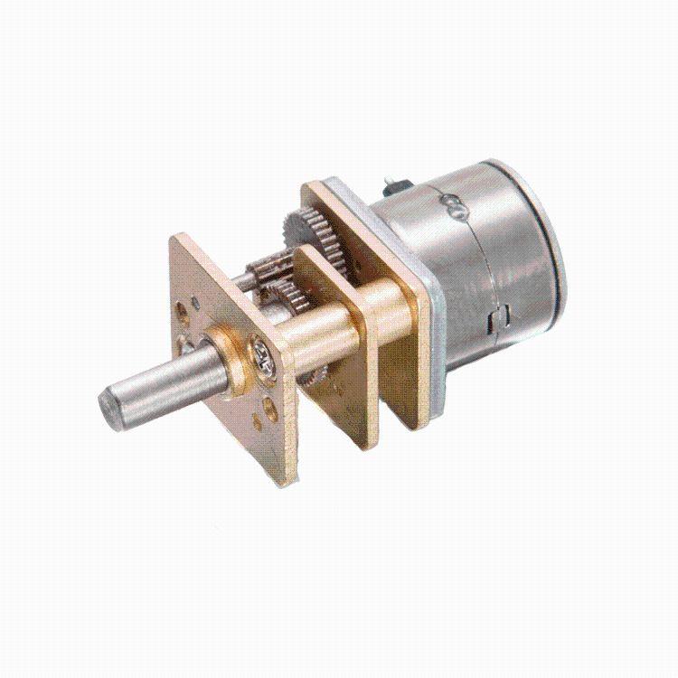 专业定制10mm 步进电机配减速箱 微型步进减速电机 步进减速马达