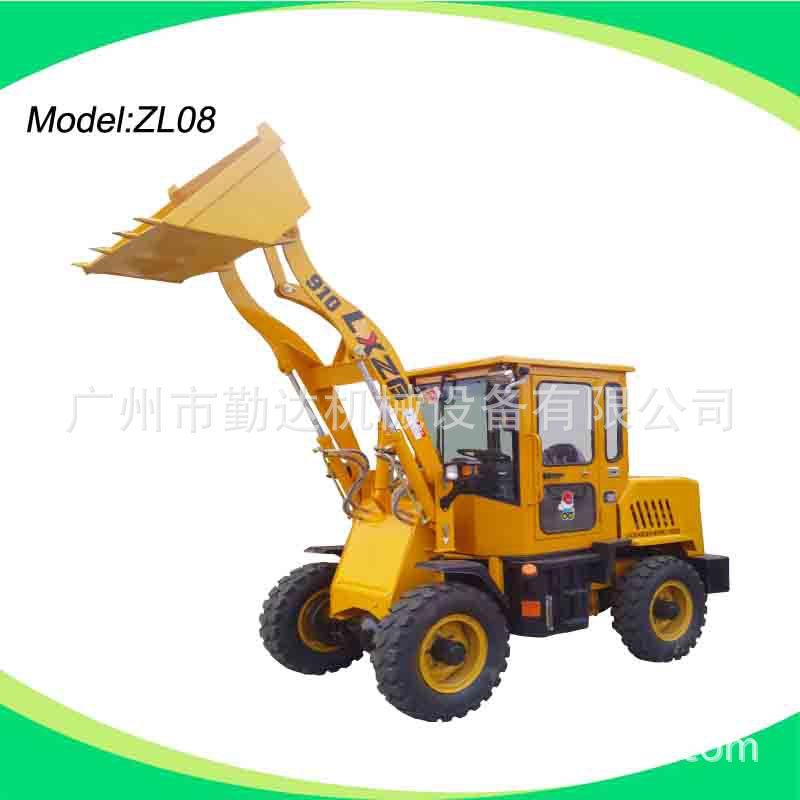 广州厂家供应小型装载机 工程小型铲车 工程装载机 铲车ZL910