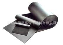 大量供应 优质可以做密封垫材质结皮橡塑卷材