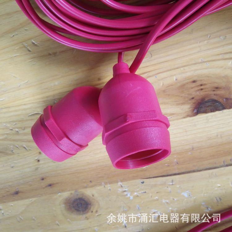 厂家供应红黑线 红色线 红色电源线 红黑夹子线 1.5平方