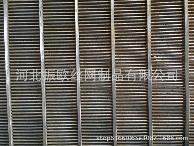 供应304不锈钢矿筛网 洗煤专用筛网 水泥过滤网 焊接条缝筛