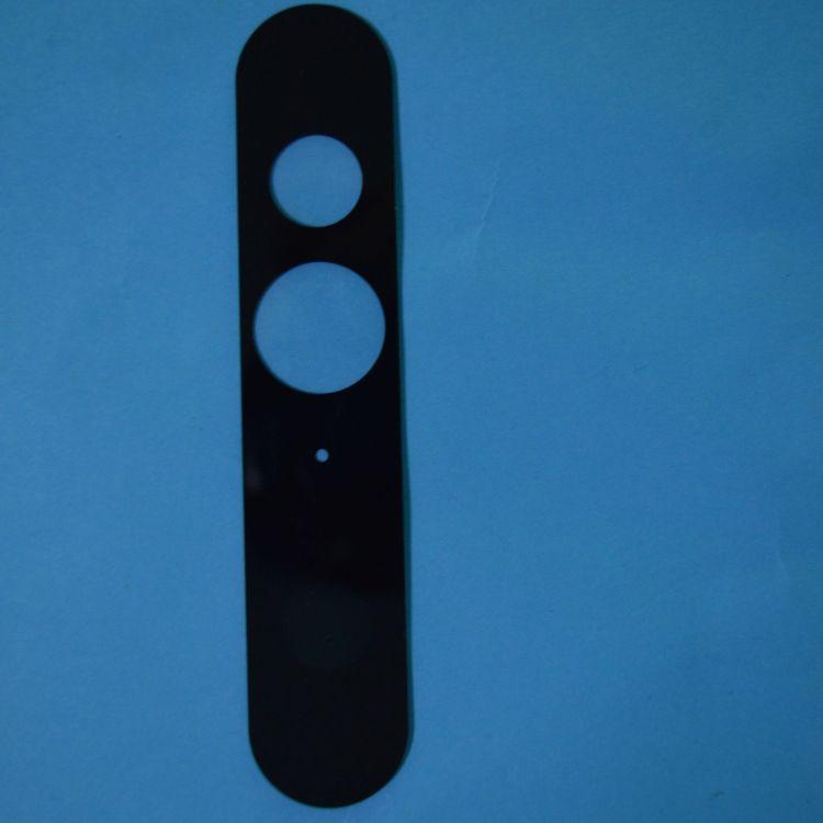 亚克力面板 亚克力面板 亚克力镜片 控制面板 亚克力半透面板定做