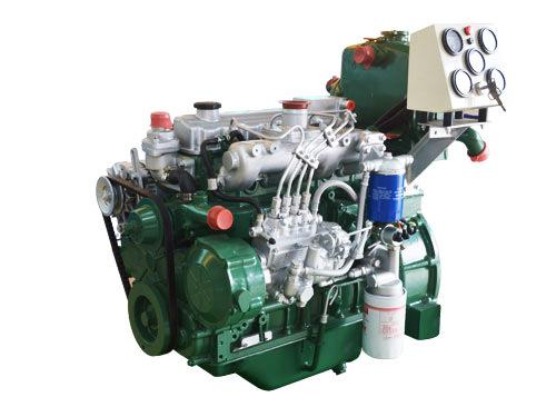 广西玉柴动力船舶发动机主机YCD4N12C-24(-30)