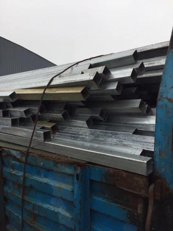 求购工地仓库二手钢材、排山管、铁网、工字钢等大量求购