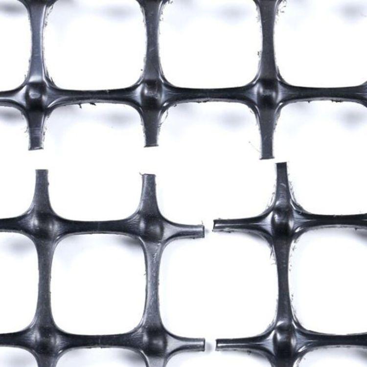 厂家出售塑料土工格珊应用于公路铁路堤坝隧洞码头塑料土工格珊