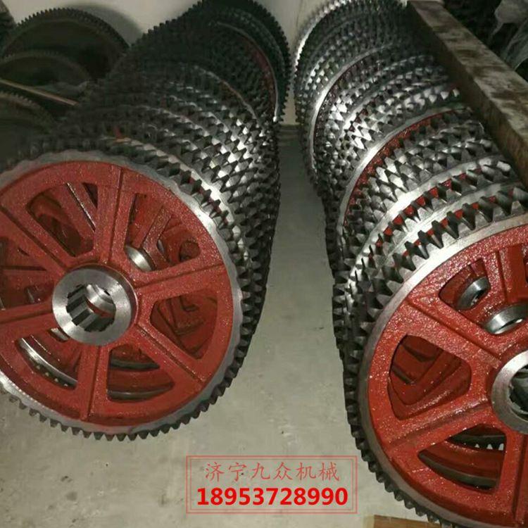 皮带机同步齿轮 M8 Z75传动大齿轮 SPJ800皮带机链轮