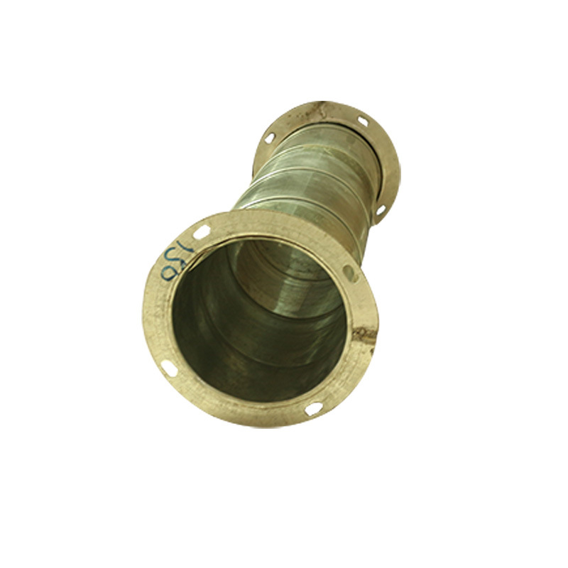冠德厂家供应不锈钢烟囱管道 304不锈钢螺旋风管直径400批发 螺旋风管