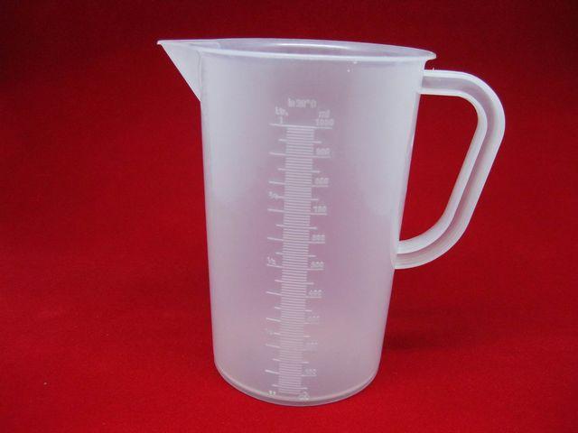 量杯 带刻度线PP塑料杯 烘焙工具