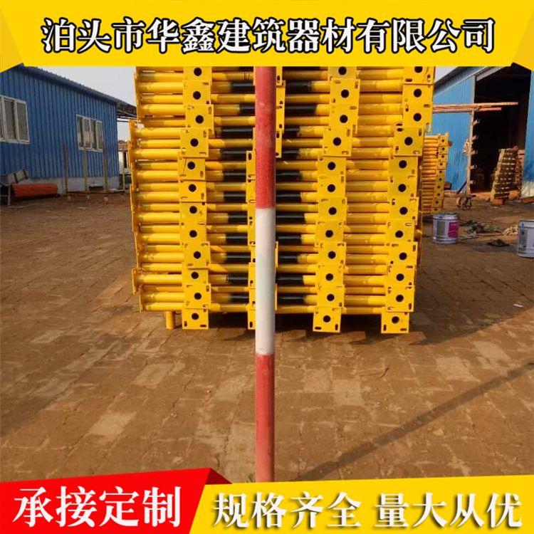 楼梯标化立杆 工地围栏标化立杆 道路监控杆 监控立杆