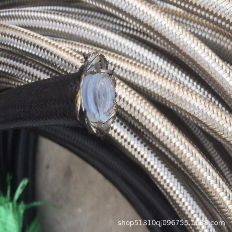 透明铁氟龙波纹管 耐高温特氟龙螺旋管