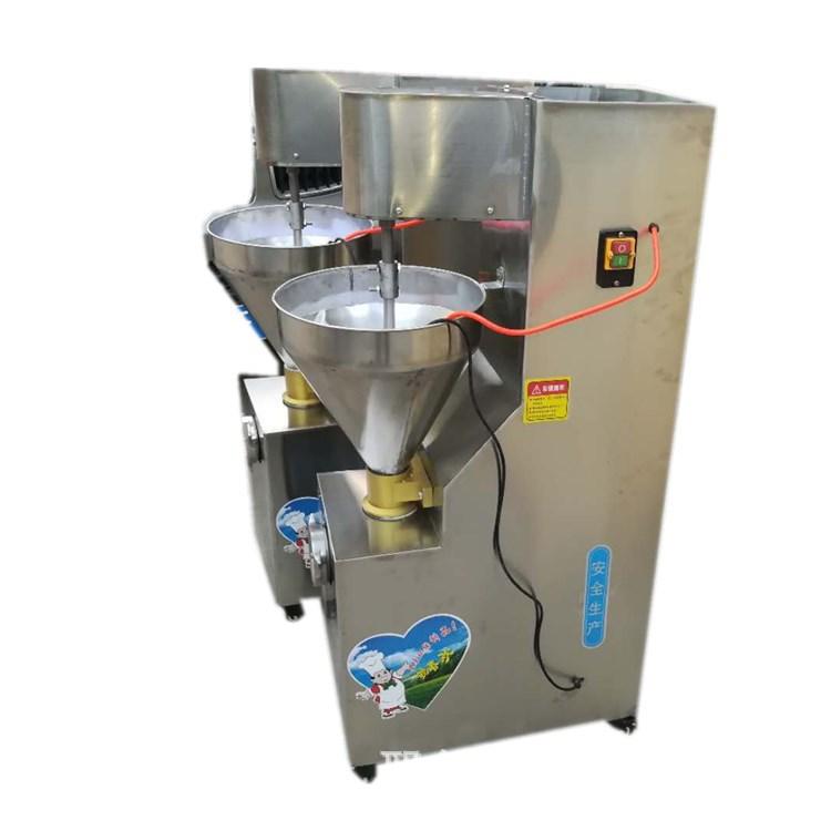 双十一促销 商用全自动灌装机台湾烤肠加工机器 香肠灌肠机厂家