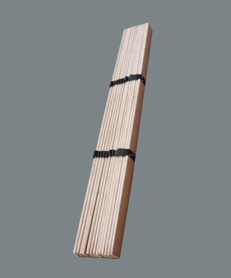 供应实木床架-排骨床架 排骨架厂家生产 家具配件