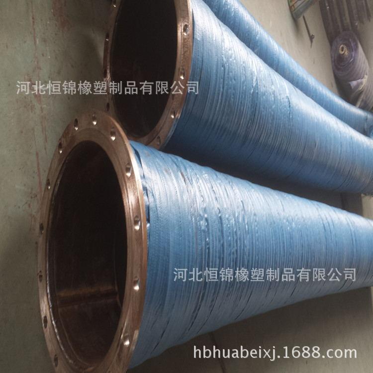 云南普洱 大口径橡胶管 大口径钢丝骨架胶管 大口径钢丝胶管