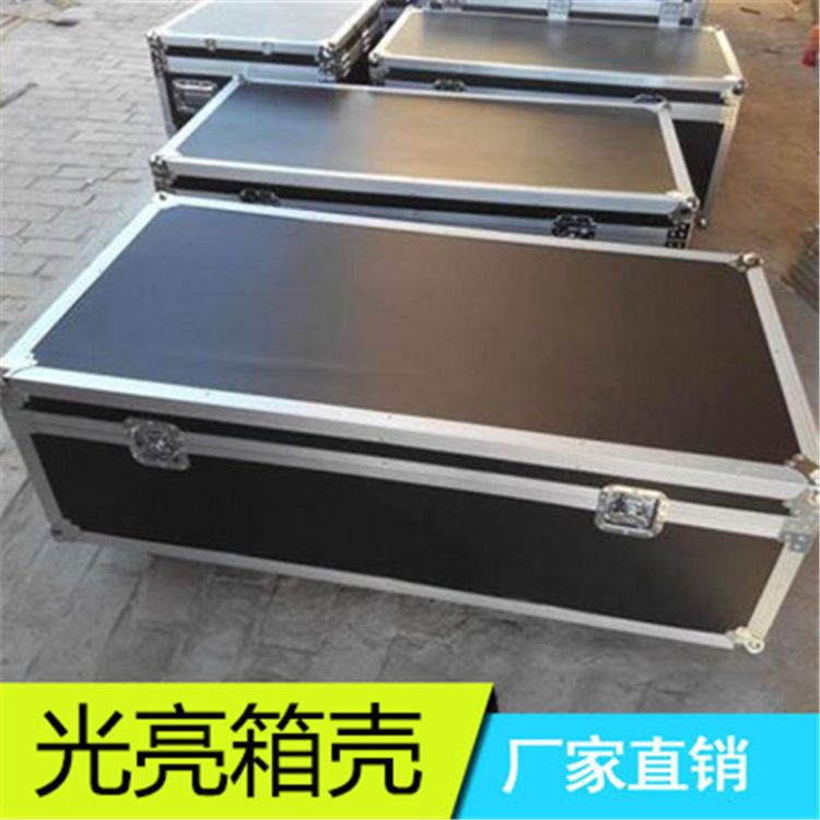 多功能航空箱金属工具箱可移动铝合金航空工具箱铝合金箱