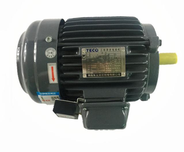 TECO东元刹车电机 卧式 0.18KW 6P 220V380V 三相异步电动机官网