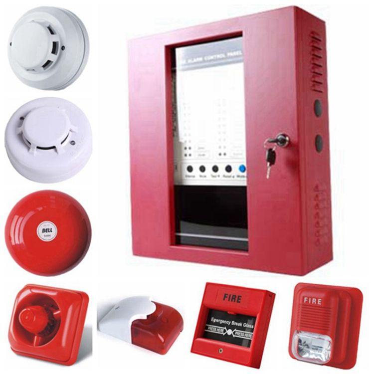 传统型消防火警报警系统主机 24816防区非编码机房灭火控制器