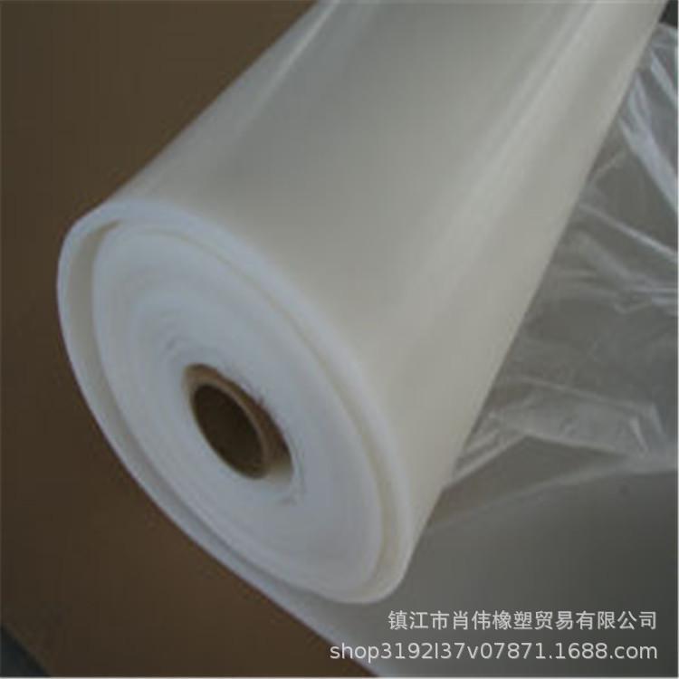 厂家直销硅胶板优质透明硅胶片耐高低温硅胶皮规格齐全可加工定制