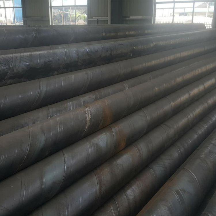 厂家现货供应螺旋管 厚壁螺旋大口径螺旋钢管 Q235螺旋管