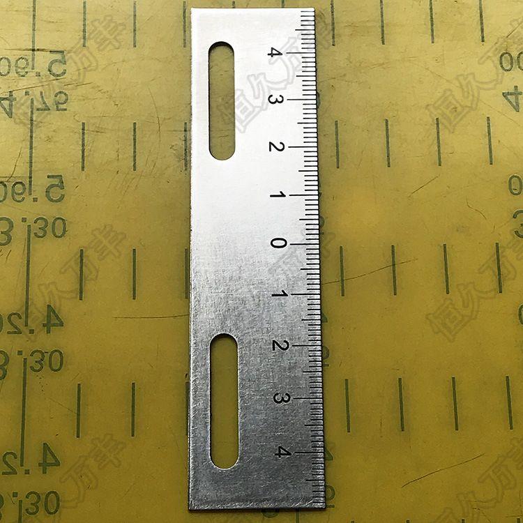 10厘米中分尺 25毫米宽中分尺 金属尺 逆变式直接弧焊机标尺25#1