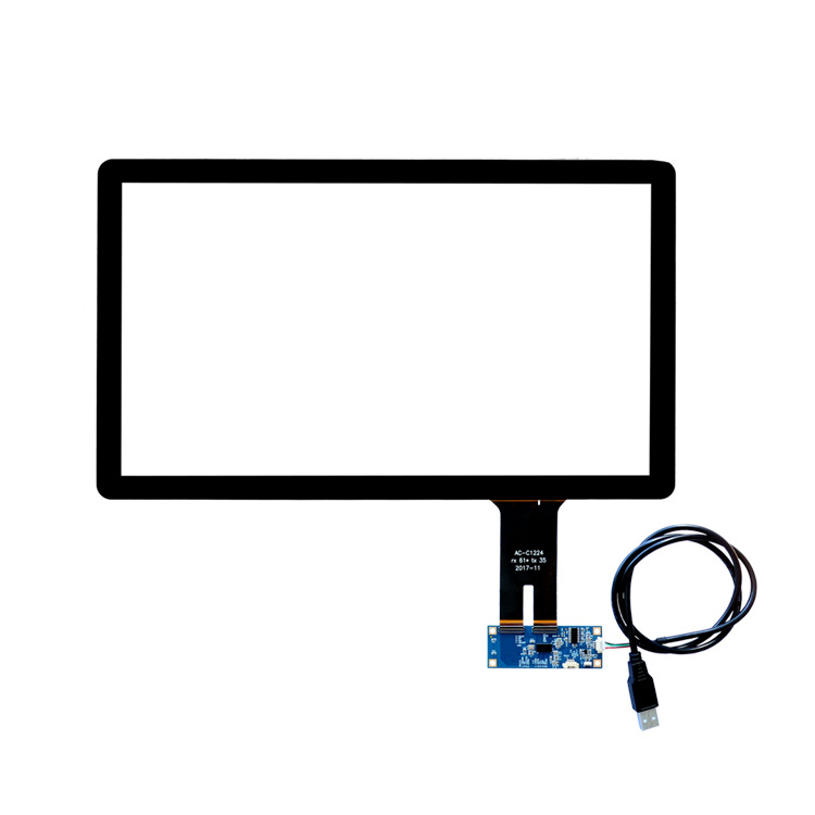 15.6寸电容触摸屏 USB接口收银机售货机触控屏 工厂工模订制尺寸