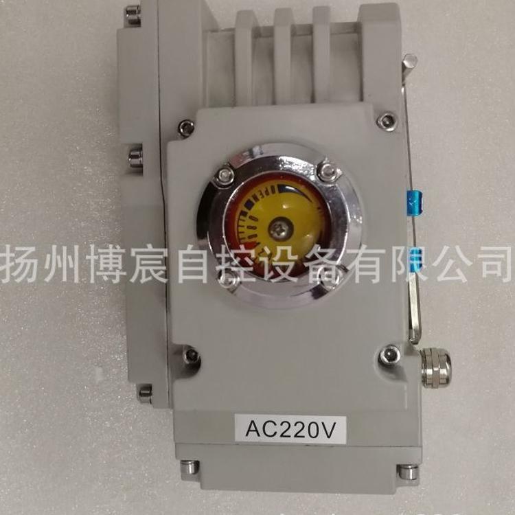 博宸BC精小型电动执行机构